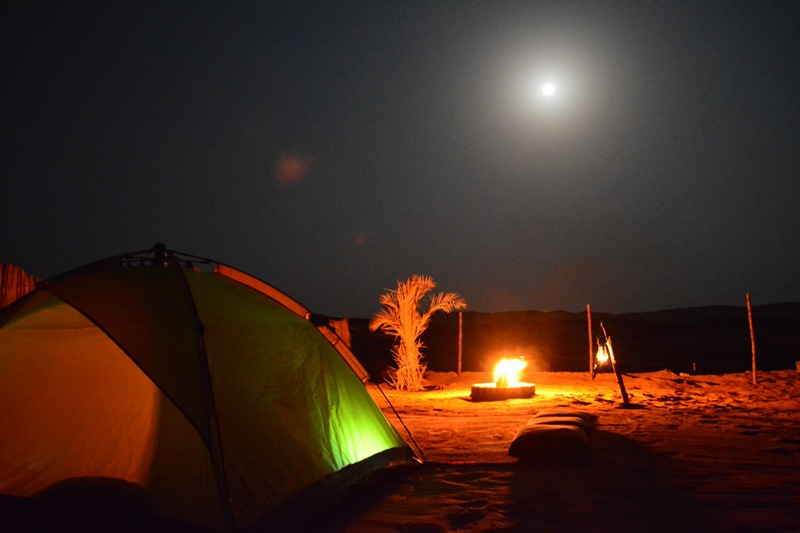 Overnight Desert Safari